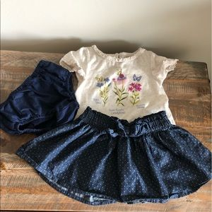 12 month Baby Girl Outfit